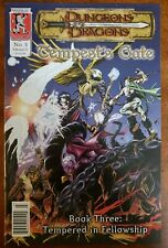 Dungeons & Dragons Comic Tempest's Gate #3 Book 3 Tempered in Fellowship NM