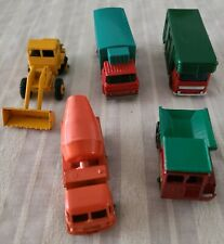 Vintage Lesney Matchbox Diecast Vehicle Trucks & Construction Equipment Toys