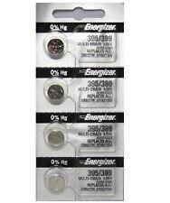 4 PCS 395 Energizer SR927W Watch battery  395/399 SR927SW
