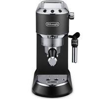 DeLonghi EC685.BK Dedica Traditional Pump Espresso Coffee Machine 15 bar BLACK