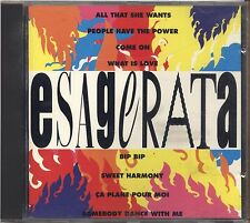 Esagerata -  ACE OF BASE F.P.I. PROJECT JOY SALINAS CD 1993 NEAR MINT CONDITION