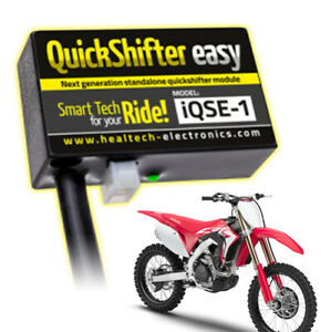 QuickShifter Easy + Harness Honda CRF450R/X 2017-2021 iQSE-1 + QSH-F2B