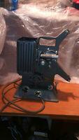 Vintage Keystone 8 Millimeter Model R-8 Projector W/ Case
