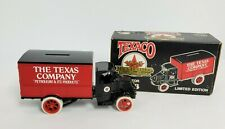 Texaco 1925 Mack Bulldog Truck ERTL Limited Edition Coin Bank NEW #'d 1989