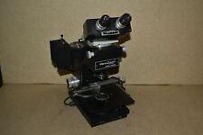 Ltjm Bausch Amp Lomb Microzoom Microscope Uo39