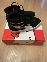 Puma Ralph Sampson Hello Kitty Suede High Top Trainers Limited Edition Size  4