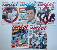 CIAO AMICI 1966 LOTTO 5 RIVISTE