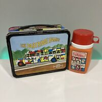 The Partridge Family Vintage Lunch Box With Thermos David Cassidy Shirley Jones