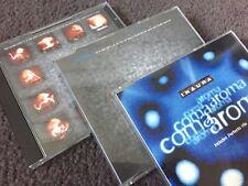 INAURA SOAP OPERA CD 1 & 2 + COMA AROMA CD SINGLE PERFECTO MIX ELECTRO ROCK
