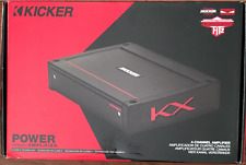 Kicker KX 4 Channel Amplifier