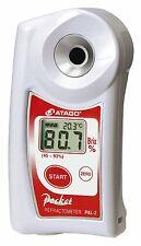 ATAGO Digital Hand-Held Pocket Refractometer PAL-2 Brand New from Japan