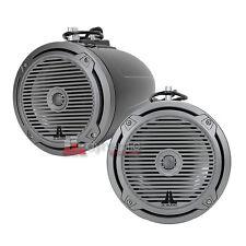 "JL AUDIO MX770-ETXv3-CG-TB Marine Boat 7.7"" MX 2-Way Tower Coaxial Speakers New"