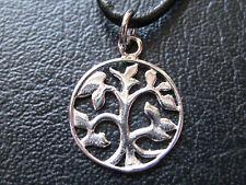 Lebensbaum 925'er Silber rhodiniert keltisch Anhänger / KA 621