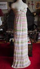BNWT New M Missoni knitted stretch gown maxi dress, sz 40/ 4, $1295