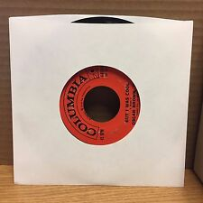 Oscar Brown Jr But I Was Cool/Dat Dere VG+ Columbia 1 Eye 45 Trumpet Joe Wilder
