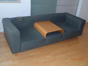 Habitat Sofa mit integriertem Couchtisch