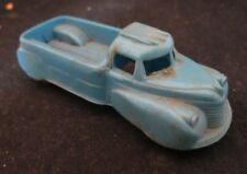 "Acme plastic 1-140 Blue toy truck USA 4"" long Thomas Toys"