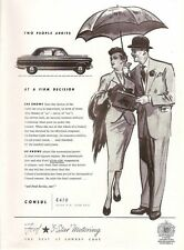 Ford British Automobile Advertising