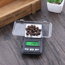 0.01g / 200g Gram Digital LCD Balance Weight Pocket Jewelry Diamond Scale Black