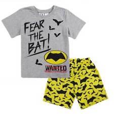 Superman Cotton Pajama Sets for Boys