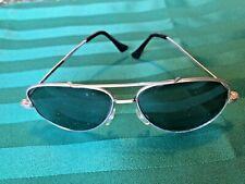 Vintage Foster Grant Aviator Sunglasses, Men's, Gold Frame