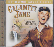 Calamity Jane Film Soundtrack CD Musical Doris Day Howard Keel FASTPOST