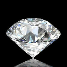 Beautiful Natural White Diamond H Color 0.28cts 4mm Round Shape VS1 Clarity