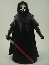 Custom Star Wars Darth Nihilus 6in figure jedi sith revan mandalorian bane EU