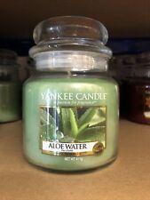 Yankee Candle Medium Jar Aloe Water Retired Scent