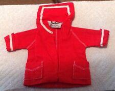Vintage Barbie Resort Set RED SAILOR COAT Jacket  #963