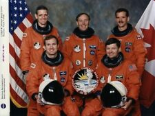 STS-74 / Orig NASA 8x10 Press Photo - Official Crew Portrait