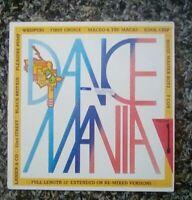 Dance Mania - Vol 1 (1987) Needle Records - Compilation Vinyl LP