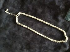 Cabouchon Jewellery - Silver / Rhodium Plated Necklace  - Display, never worn