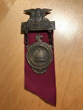 Republican National Convention 1924 Asst Sgt At Arms Badge Pin, Cleveland Ohio