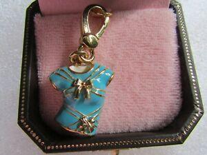 Juicy Couture 2008 Charm T Shirt Bows NIB