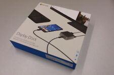 Microsoft Display Dock HD-500 USB 3.1 HDMI/DisplayPort (works with Macbook)