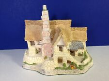 David Winter Cottages Devon Creamery w/ box & Coa Combine Shipping!