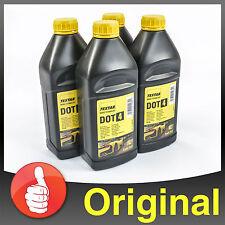 4 x 1 L = 4 Liter TEXTAR Bremsflüssigkeit SL DOT 4 1 Liter