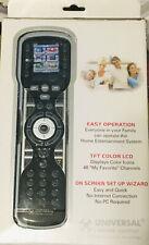 URC R50 Universal Remote Control Digital Easy Operation Controls 18 Components