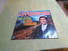 La Pastorella - Lieder der Berge - Vico Torriani - LP - Vinyl