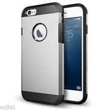 IPhone  6s/6 Farbe Silber  CASE HÜLLE BUMPER COVER TASCHE SCHUTZ Case