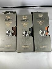 Brooks England Natural Leather Bicycle Handlebar tape new in box