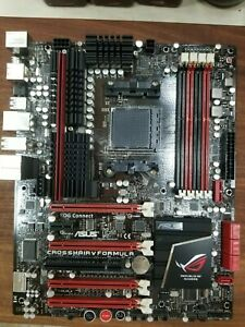 ASUS ROG Crosshair V Formula Socket AM3+ AMD 990FX Motherboard 40  423
