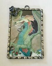 Dragon Gothic Theme Hanging Small Mirror