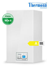 PREMIUM Heiztherme Brennwert Gastherme 1,8-18 kW m. Speicheranschlussmöglichkeit