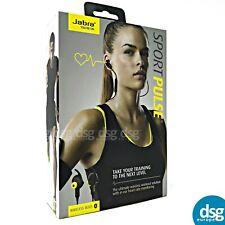 Jabra Sport Pulse Wireless Bluetooth headphones Heart Rate Monitor
