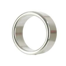 Alloy Metallic Cock Ring Medium - Male Penis Erection Enhancer Enhancement