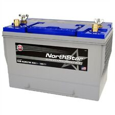 USA NorthStar Pure Lead AGM CAR BATTERY 12V91AH 1080CCA NSB-AGM27M EXTREME 4WD