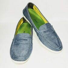 COLE HAAN Pinch Weekender Cambray Loafer Superfeet Insole Womens Size 11