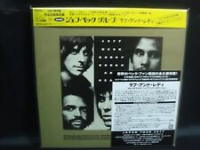 JEFF BECK Rough And Ready JAPAN 7inch Size Mini LP SA-CD Multi Hybrid SACD 1971